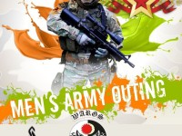 Men's Army Outing 23.02.2020